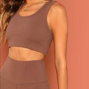Two piece lounge wear  co-ord  set